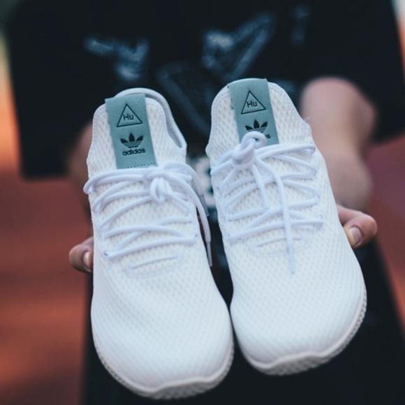 17dd92ad29e24 adidas Shoes - Adidas Pharrell Tennis Hu